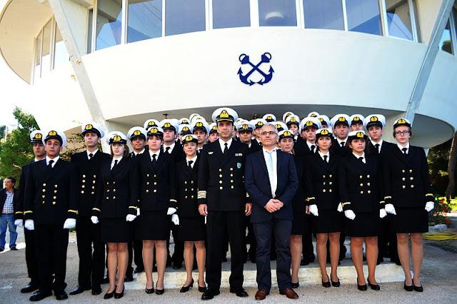Εισαγωγή σπουδαστών στις ακαδημίες εμπορικού ναυτικού