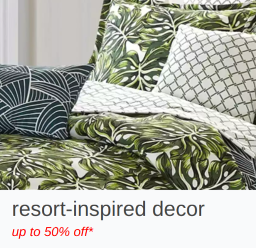 Resort Decor