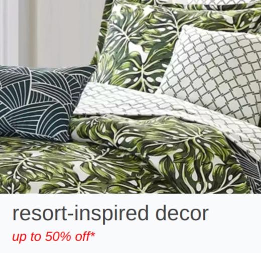 Resort Decor