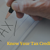 Know Your Tax Credit on 26AS
