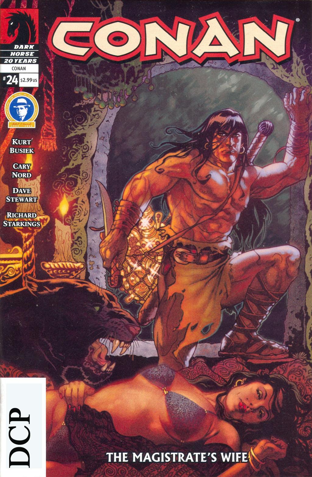 Conan (2003) 24 Page 1