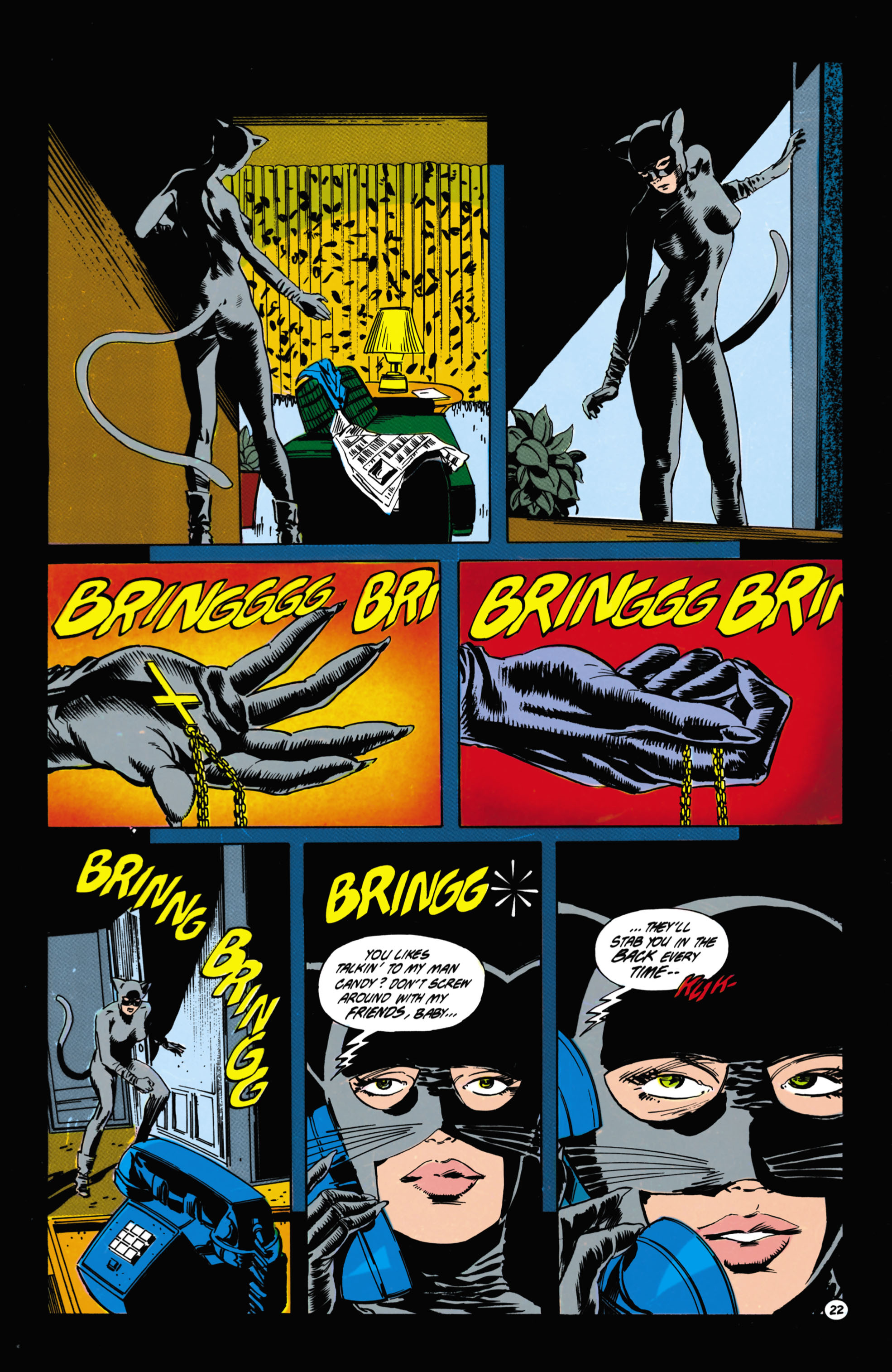 Catwoman (1989) Issue #2 #2 - English 23