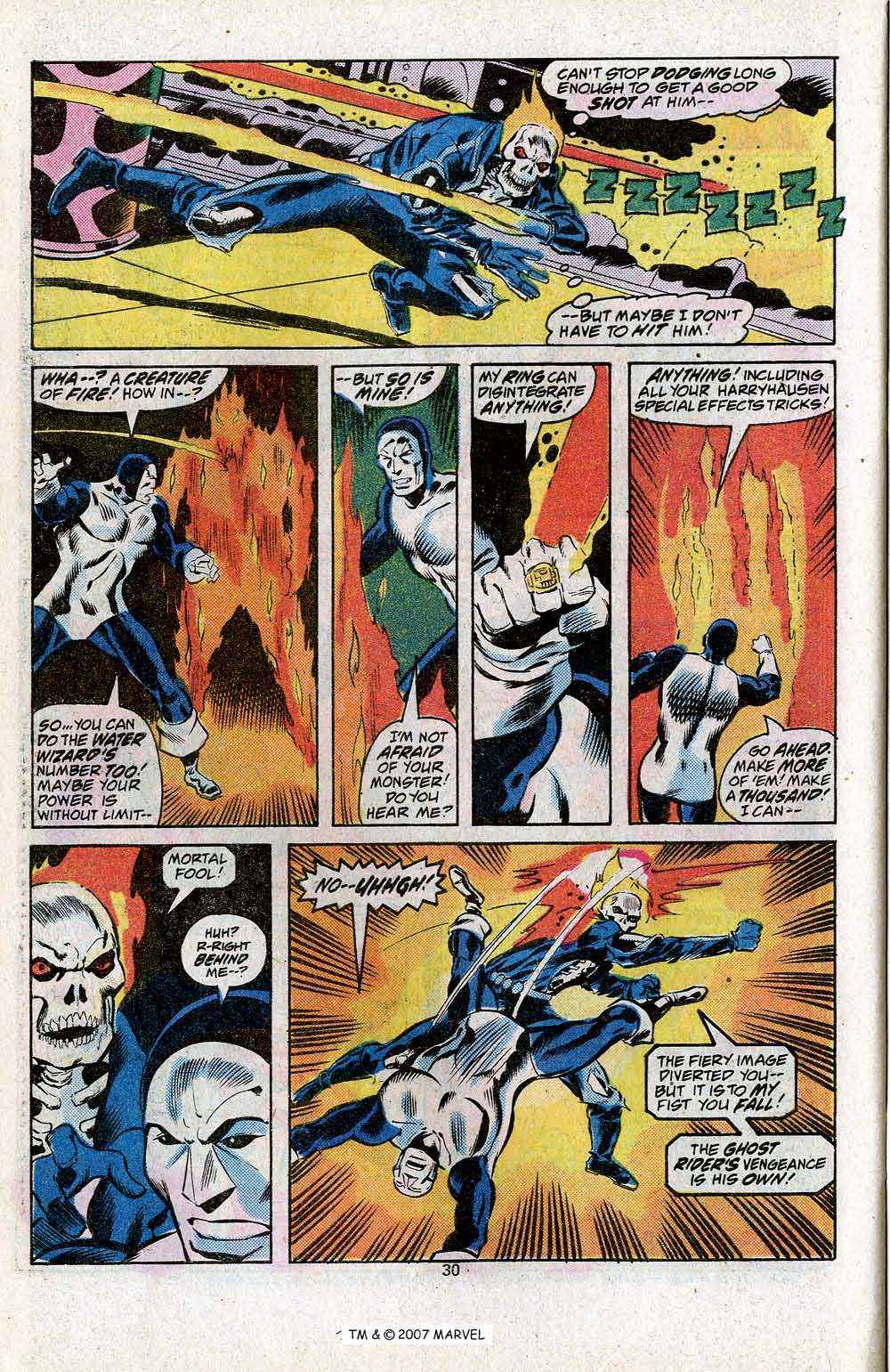 Ghost Rider (1973) Issue #24 #24 - English 32