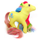 My Little Pony Pretty Vision Year Six Brush n' Grow Ponies G1 Pony