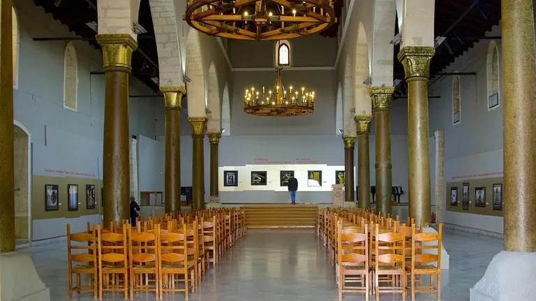 St. Mark's Basilica Crete greece