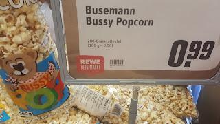 Busemann Bussy Popcorn