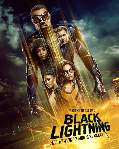 Black Lightning – Saison 3 [Streaming] [Telecharger]