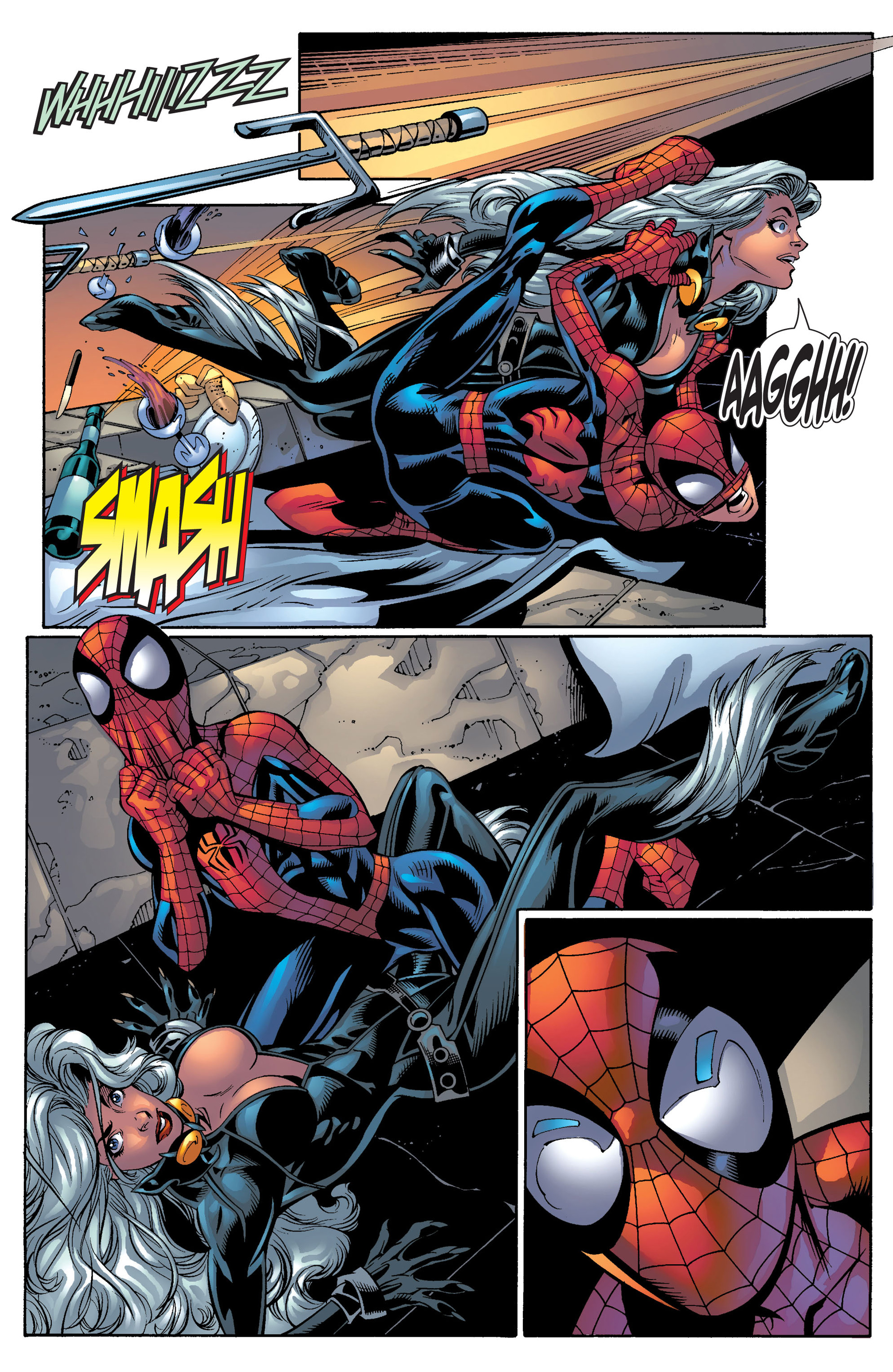 Read online Ultimate Spider-Man (2000) comic -  Issue #51 - 23