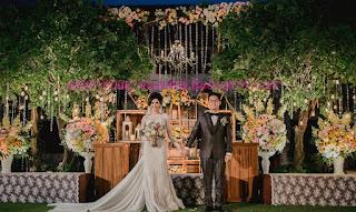 inspirasi beberapa konsep pernikahan ini dapat anda