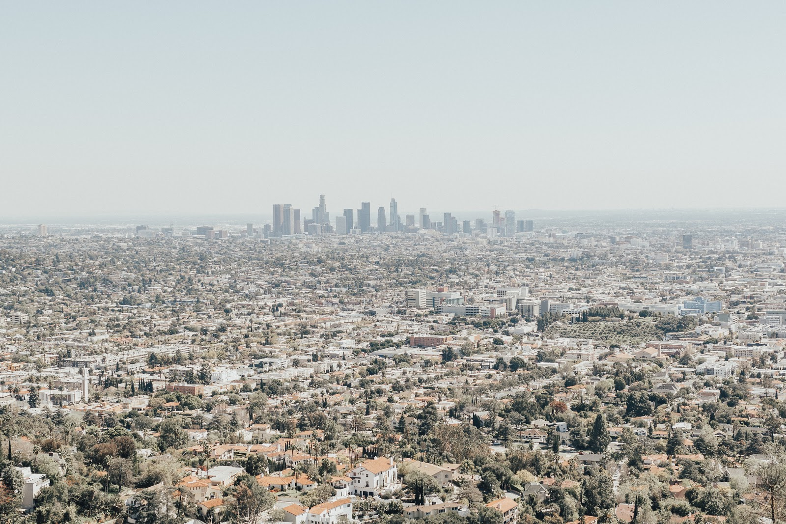 LA views from Griffith Observatory | Love, Lenore