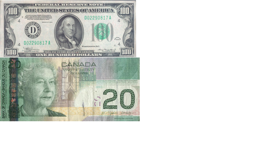 Our Canada Dock Money