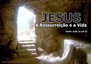 Série: Jesus no Evangelho de João - Jesus: a Ressurreição e a Vida
