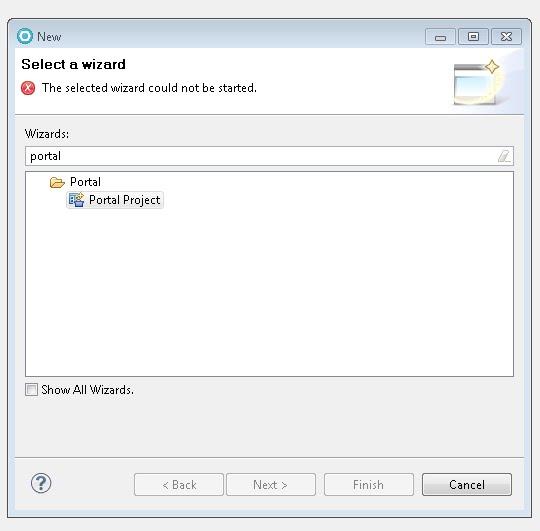A Portal to a Portal: Rational Application Developer 8 and ...