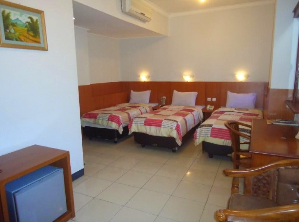 Hotel Murah di Bandung Kota Fasilitas Komplit