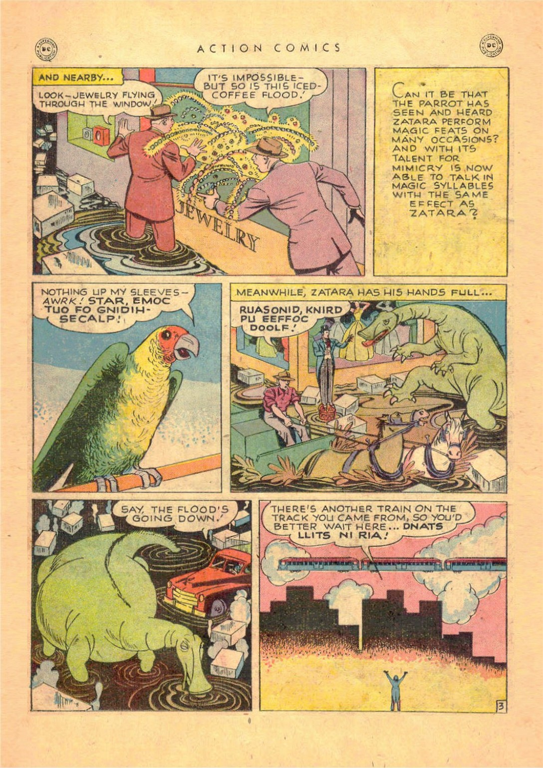 Read online Action Comics (1938) comic -  Issue #124 - 26
