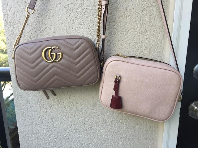 a0e65af6627f Gucci Marmont Matelasse Small Shoulder Bag Review | Stanford Center ...