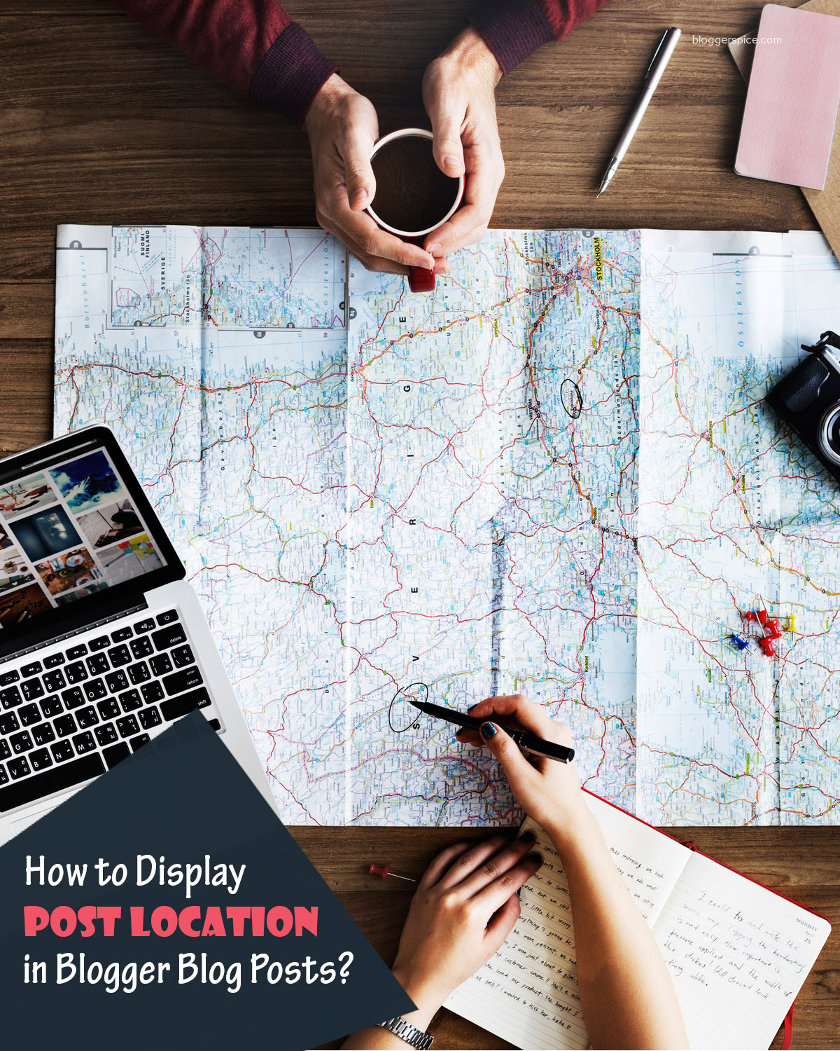 tutorial about to Display Post Location in Blogger Blog Posts?