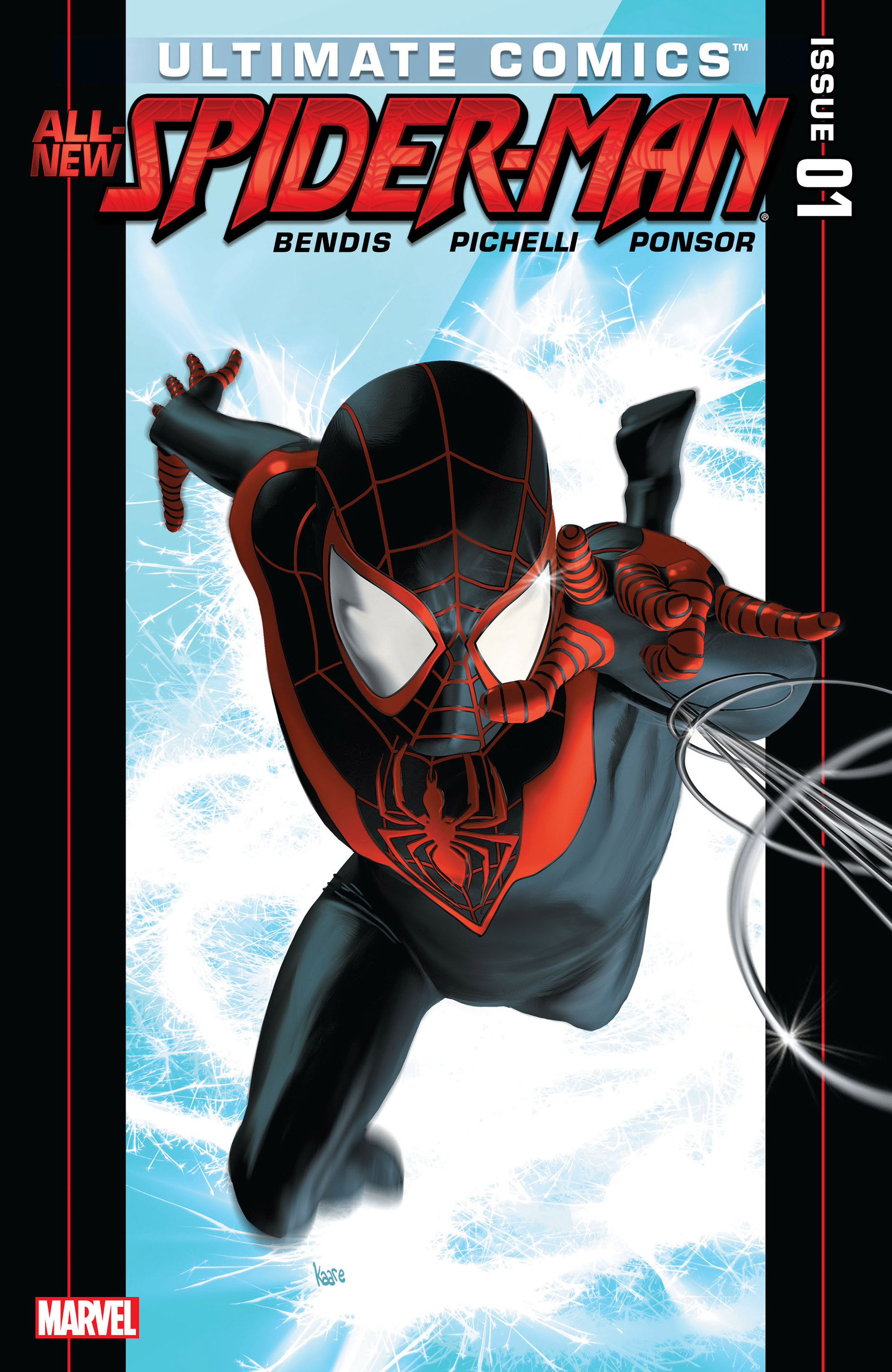 Read online Ultimate Comics Spider-Man (2011) comic -  Issue #1 - 1
