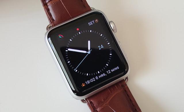 Trik Apple Watch Merubah Panggilan Masuk Mode Silent