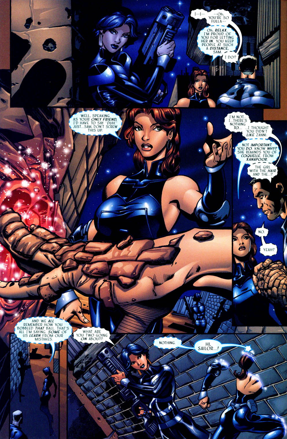 Read online Sigil (2000) comic -  Issue #12 - 12