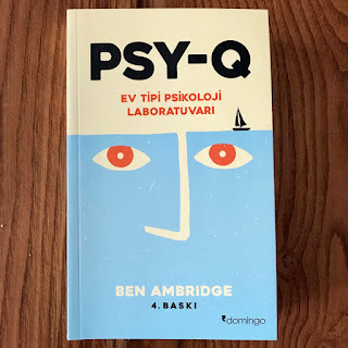PSY-Q - Ev Tipi Psikoloji Laboratuvari