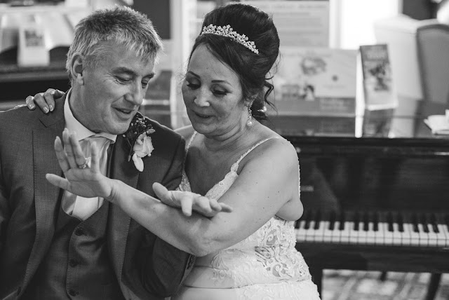 A cosy winter wedding at the Plough and Harrow in Birmingham   byGarazi   Birmingham Wedding Photographer   mature wedding