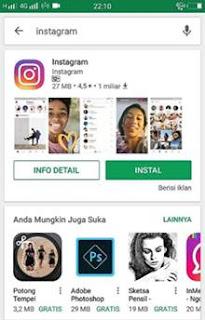 Cara Membuat Instagram Baru Lewat Hp Dengan Mudah