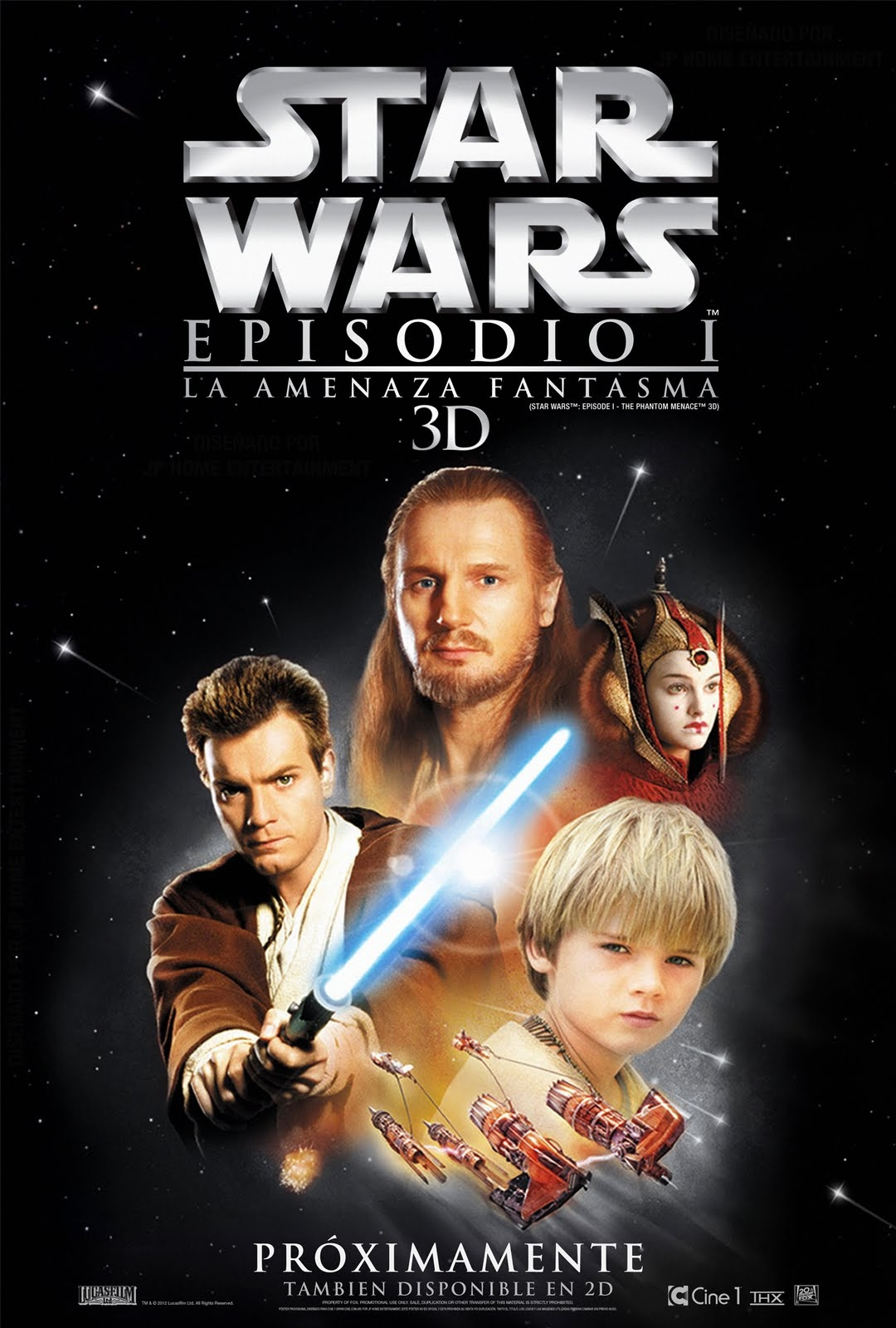 Phantom menace release date in Australia