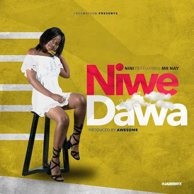 AUDIO | Nini Ft. Mr Nay - Niwe Dawa [Official Audio] | Music Mp3 Download