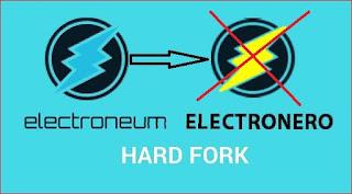 حقيقة الهاردفورك على عملة الإكترونيوم!