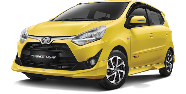 Harga Toyota Agya Pekanbaru Terbaru