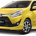 Harga Toyota Agya Pekanbaru Riau November  2018