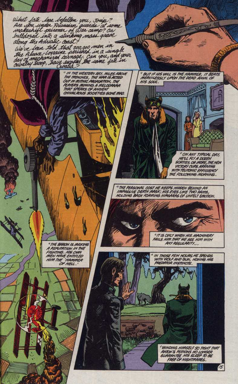 Swamp Thing (1982) Issue #83 #91 - English 15