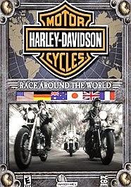 Harley Davidson Race Around the world