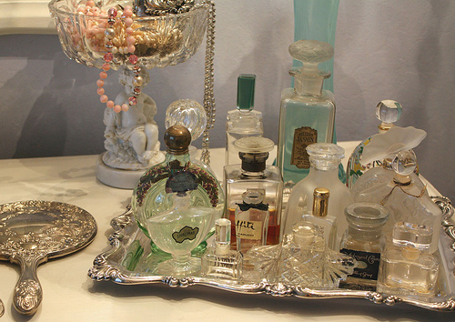 Vintage Perfum 57