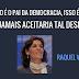 «Soares não é o pai da democracia, isso é ridículo» Raquel Varela