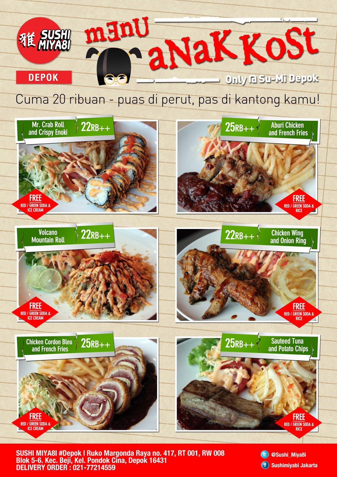 Contoh Flyer Promosi Makanan Materi Pelajaran 7