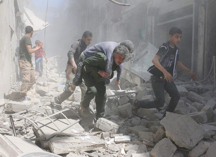 فرنسا: معلومات مخابراتية تؤكد مسؤولية الحكومة السورية عن هجوم كيماوي