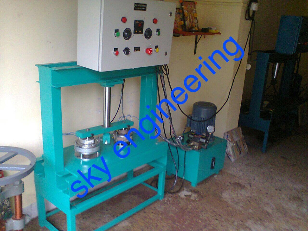 Sky Paper Plate Machine Manufacturers in Delhi: Paper ...