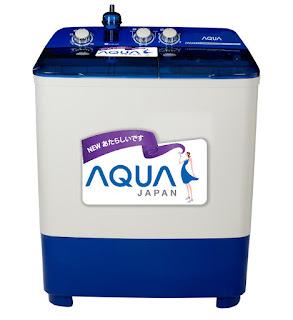 Harga Mesin Cuci Aqua Japan