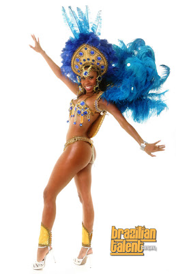 mulatas show brasileiro samba carnaval brazilian talent company