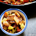 Jujube Fruit and King Oyster Mushroom Sauté (Eating Direct from Farmers with Barn2Door)