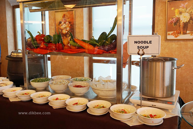 Special Hi-Tea Sempena Krismas Di Summit Hotel Subang USJ