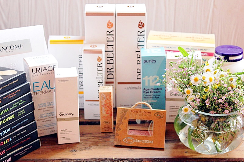 «Хвастопост»: Мои покупки за май-июнь и анонс тестируемых средств. My beauty haul.