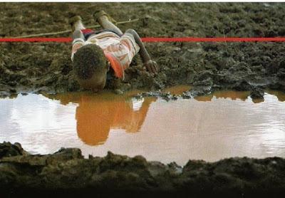 Mala calidad del agua