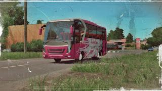 Mod Laksana Tourista ETS2