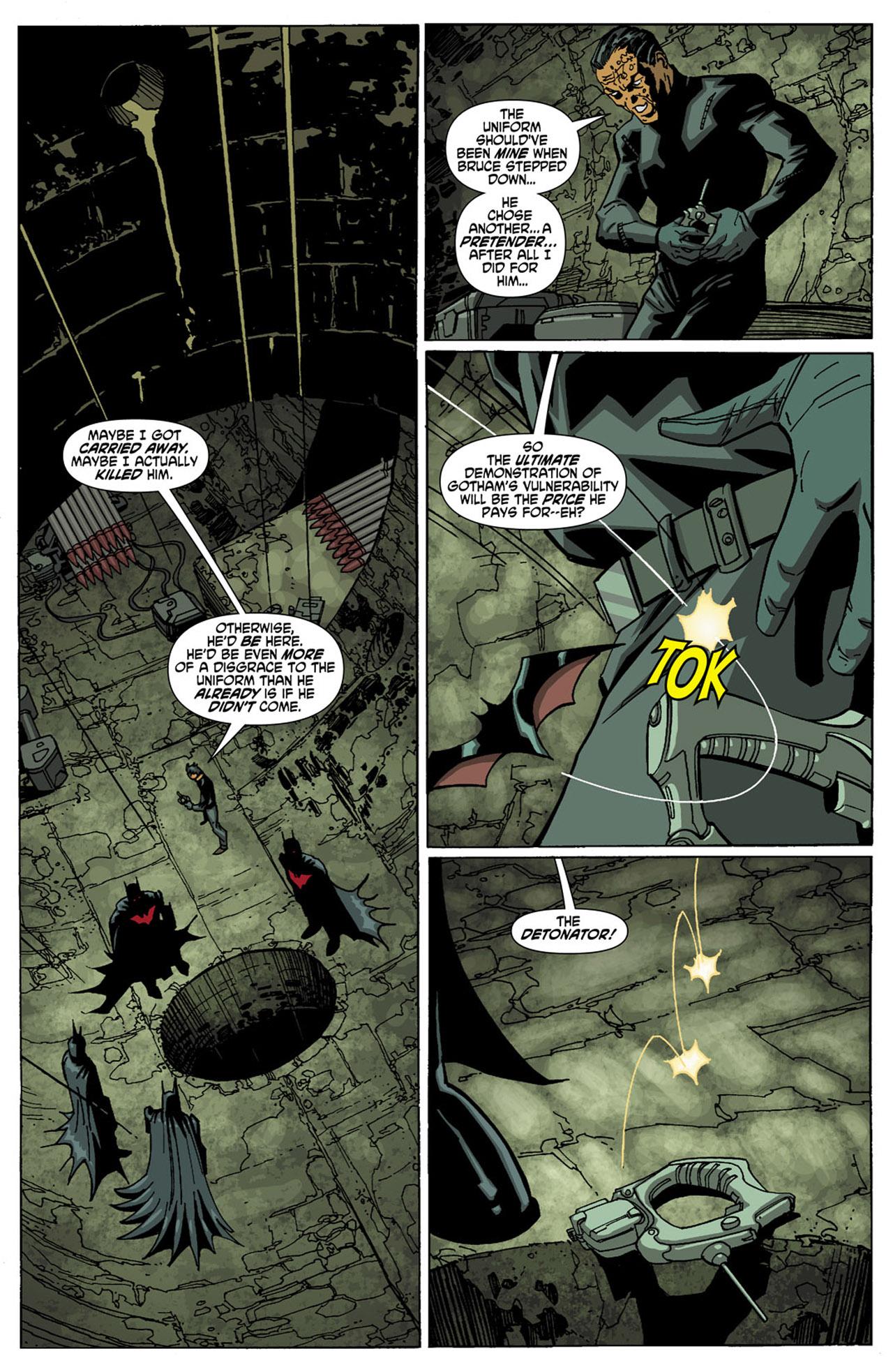 Batman Beyond (2010) Issue #6 #6 - English 11