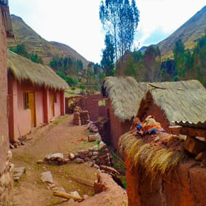Pumamarka Village in cusco