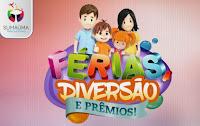 Férias Diversão e Prêmios Samaúma Park Shopping