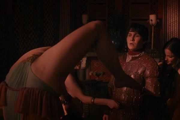 Sexo en 'Juego de Tronos'
